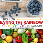 tips for eating the rainbow