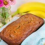 spelt banana bread