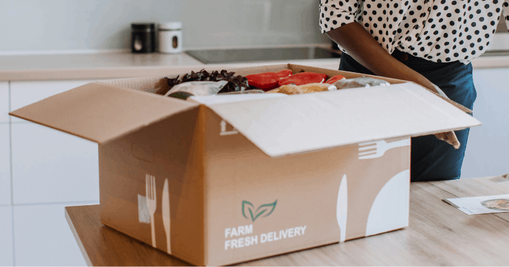 meal subscription kit