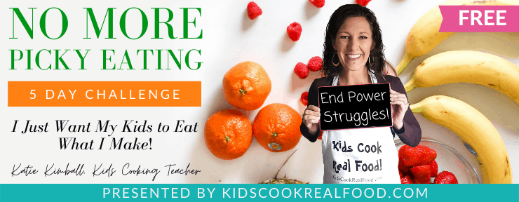 FREE 5-day Picky Eating Challenge