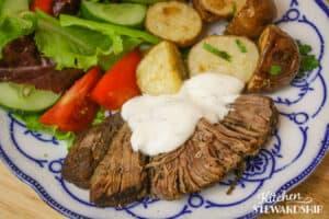 Instant Pot beef roast