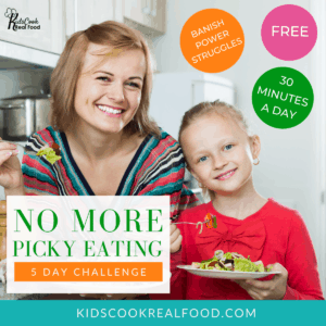 No More Picky Eating 5-Day Challenge