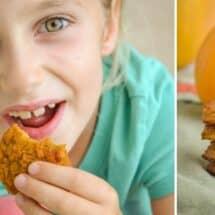 Grain-Free Pumpkin Pie Breakfast Bites Recipe | Refined Sugar-Free and Kid-Friendly!